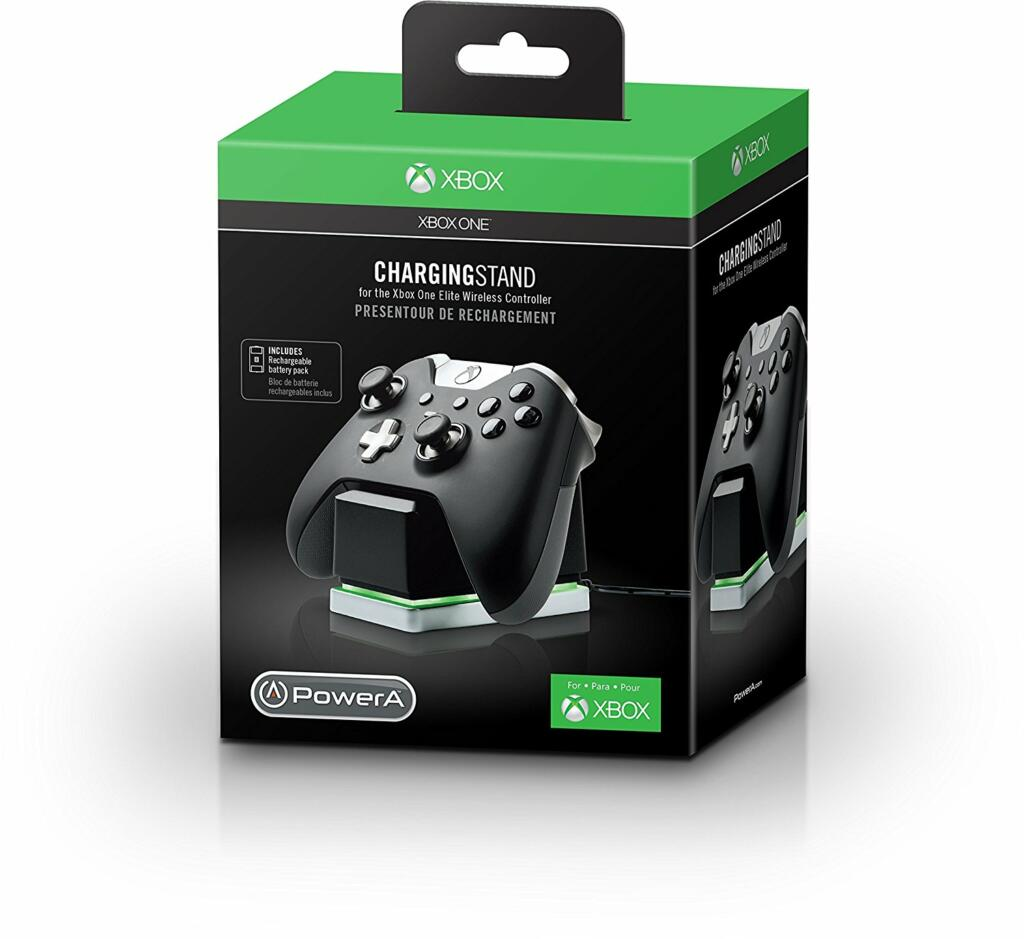 chargeur de manette elite xbox one power a xbox one acheter vendre sur r f rence gaming. Black Bedroom Furniture Sets. Home Design Ideas
