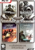 Company Of Heroes + Supreme Commander + Dawn Of War + Winter Assault