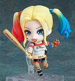 Figurine Nendoroid Harley Quinn Suicide Edition Collection DC COMICS