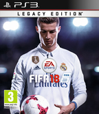 FIFA 18 Legacy édition - PS3