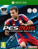 PES 2015 : Pro Evolution Soccer - XBOX ONE