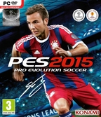 PES 2015 : Pro Evolution Soccer - PC