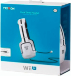 Casque Tritton Kunai Stereo Blanc - WII U / New 3DS / 3DS