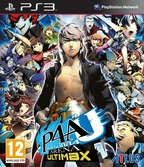 Persona 4 Arena Ultimax - PS3