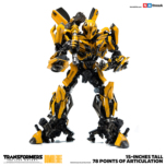 Figurine articulée Bumble Bee ThreeZero Transformers : The Last Knight