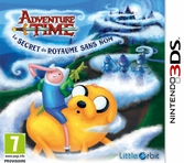 Image produit « Adventure Time Le secret du royaume sans Nom - 3DS »
