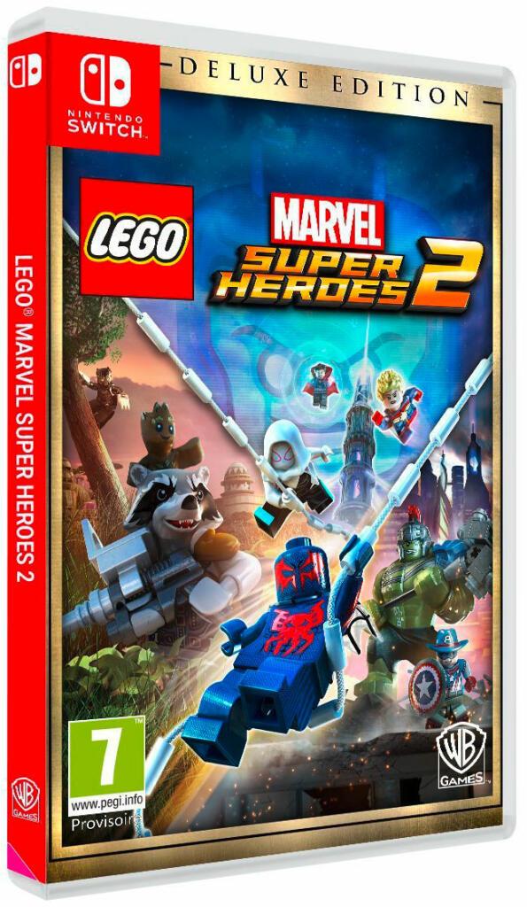 Lego marvel super heroes 2 dition deluxe switch - Jeux de lego marvel gratuit ...