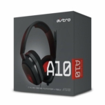 Casque Astro A10 Rouge - Astro gaming