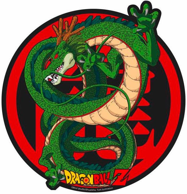 Tapis De Souris Dragon Ball Z Shenron Reference Gaming