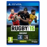 Rugby 15 - PS Vita