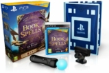 Book of Spells + Wonderbook + PS Move + Caméra Playstation Eye - PS3