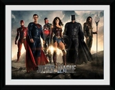 JUSTICE LEAGUE - Collector Print 30X40 - Characters
