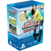 Sony Pack Découverte PS3 + Sports Champion 2 - PS3