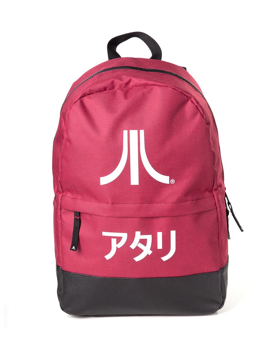 Sac A Dos Atari Logo Japonais Reference Gaming