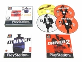 Driver + Driver 2 - PlayStation