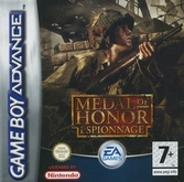 Medal Of Honor Espionnage - Game Boy Advance