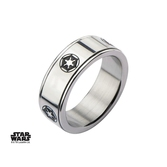 STAR WARS - Bague Homme Inox Empire Symbol - Taille 65