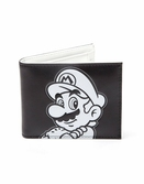 NINTENDO - Portefeuille - Japanese Black & White Super Mario