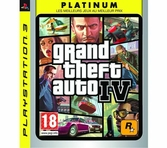 Grand Theft Auto IV édition Platinum - PS3