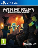 Console PS4 + Minecraft - 500 Go