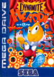 Dynamite Headdy - Megadrive