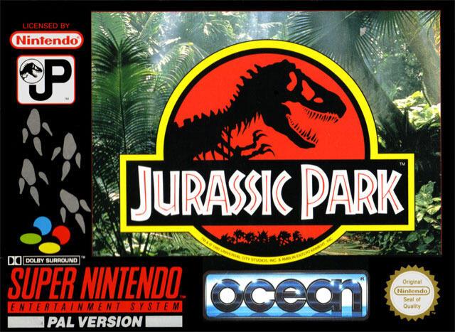 Jurassic park super nintendo acheter vendre sur - Jurassic park gratuit ...