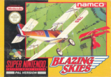 Blazing skies - Super Nintendo