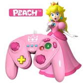 Manette GameCube pour Wii U Peach - pdp