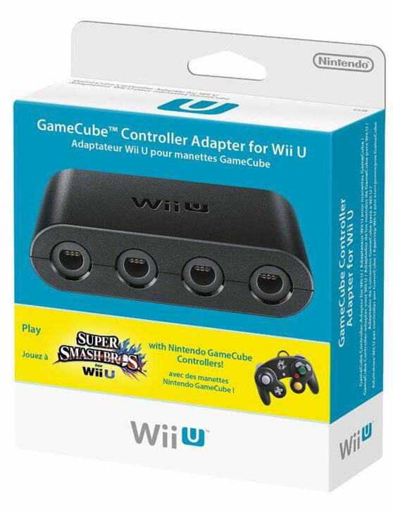 Adaptateur manette gamecube nintendo pour wii u switch - Comment connecter manette wii a la console ...