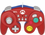 Manette Gamecube pour WII U turbo Mario - Hori