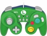 Manette Gamecube pour WII U turbo Luigi - Hori