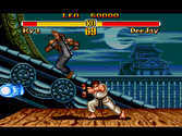 Super Street Fighter II : The New Challengers - Megadrive