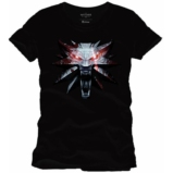 THE WITCHER - T-Shirt Medaillon (S)
