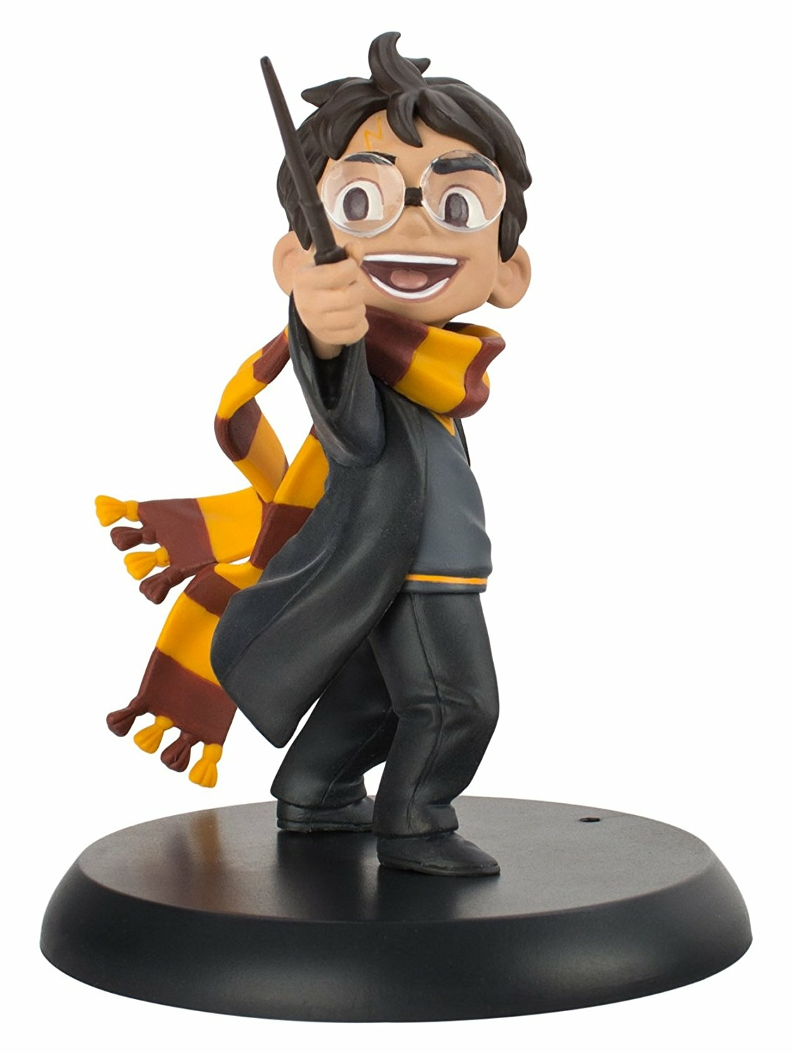 harry potter - figurine q-fig - harry's first spell - 16 cm