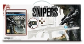 Snipers + fusil Sniper blanc PS move - PS3