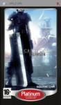 Crisis Core Final Fantasy VII Platinum - PSP