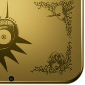 New 3DS XL Zelda Majora's Mask 3D édition