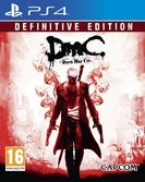 DmC : Devil May Cry Definitive Edition - PS4
