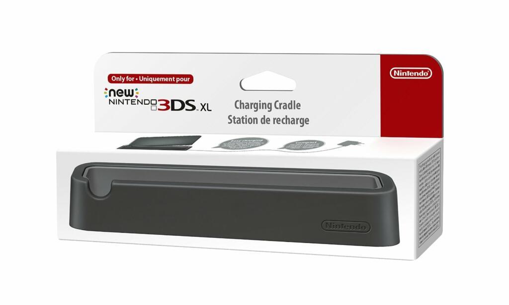 socle de recharge noir new 3ds xl acheter vendre sur r f rence gaming. Black Bedroom Furniture Sets. Home Design Ideas