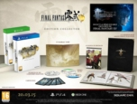 Final Fantasy Type 0 édition collector - XBOX ONE