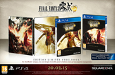 Final Fantasy Type 0 édition Steelbook - PS4