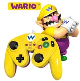 Manette GameCube pour Wii U Wario - pdp