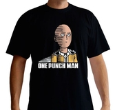 ONE PUNCH MAN - T-Shirt Saitama Fun (S)