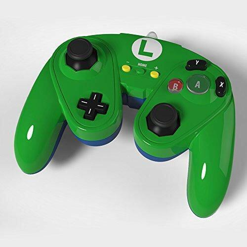 Xbox One 15 ans Edition Limité 15 Exemplaire Manette-gamecube-pour-wii-u-luigi-pdp