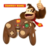 Manette GameCube pour Wii U Donkey Kong - pdp