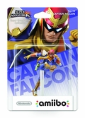Amiibo Captain Falcon N°18