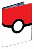 POKEMON - Portfolio A5 / 80 Cartes - Pokeball