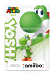 Amiibo Yoshi (Super Mario Collection) - WII U