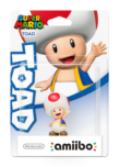 Amiibo Toad (Super Mario Collection) - WII U