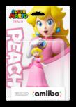 Amiibo Peach (Super Mario Collection) - WII U